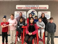 Rotary Supports 6th Grade Outdoor School