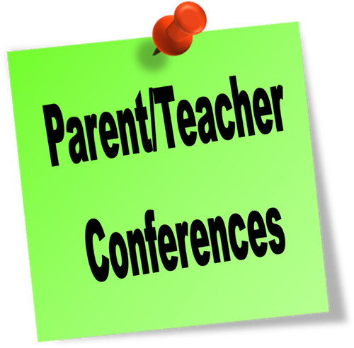 Parent/Teacher Conferences clip art