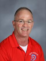 Dr. Gregory Baker, Principal at West Noble High School