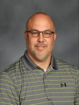 Mr. Mike Burke, Assistant Principal at West Noble High School.