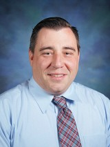 Mr. Jagger, Assistant Principal at West Noble Middle School