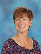 Mrs. Jenny Duncan, Assistant Principal at West Noble Elementary School.