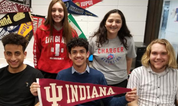 Going to IU