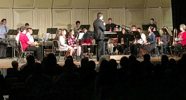 WNHS Holiday Concert