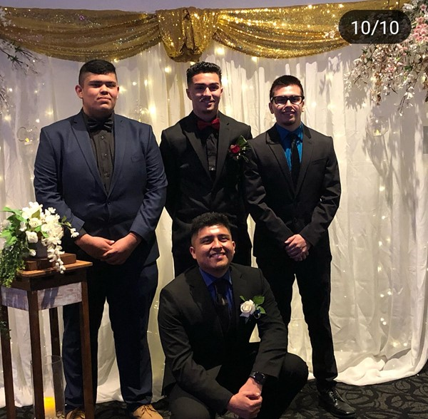Random pictures from Prom 2019