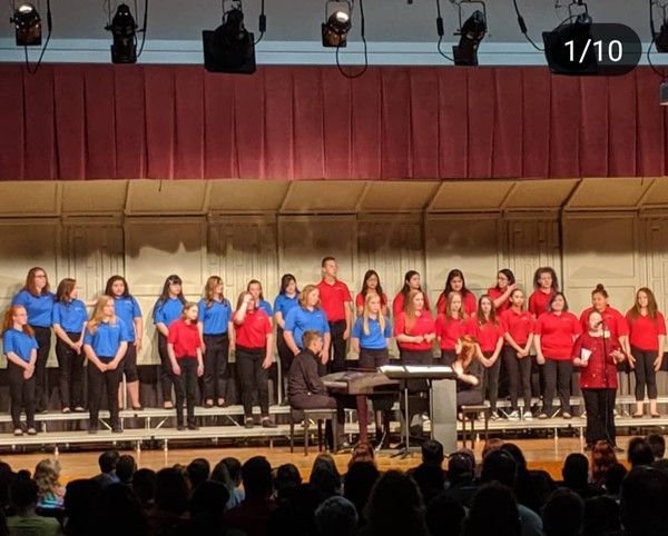 End of Year Choir Concert