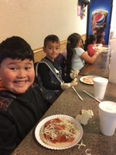 Field trip to Vinee's Pizza