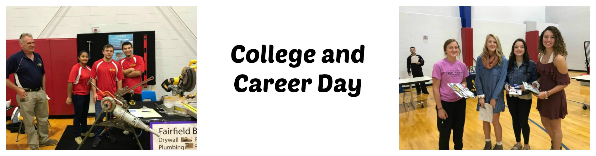 Students attend College and Career Day at WNHS