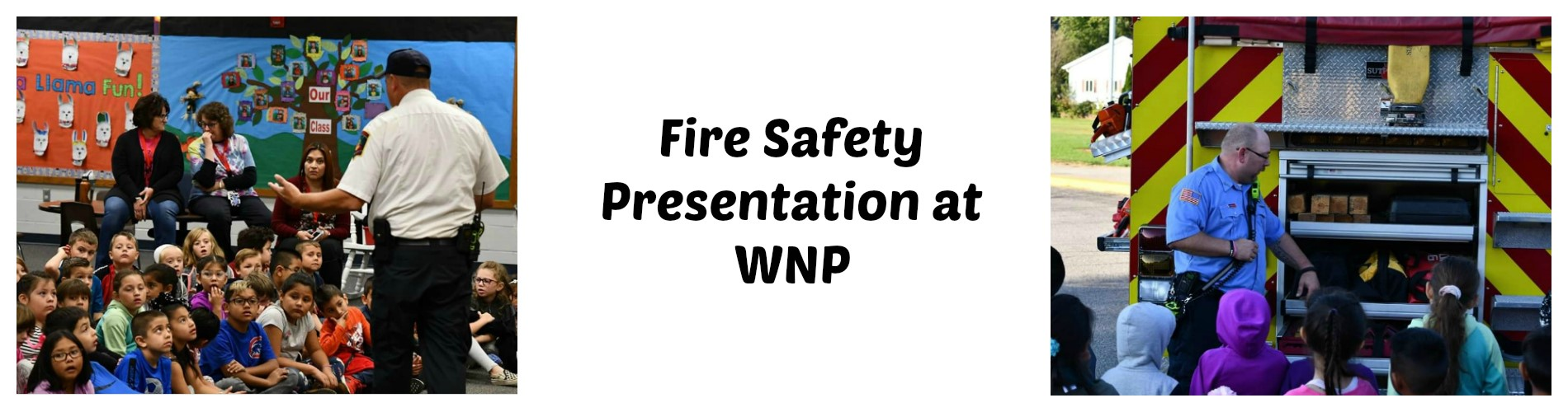 WNP Fire Safety Presentation
